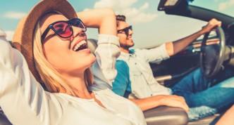 De 5 populairste vakanties met huurauto