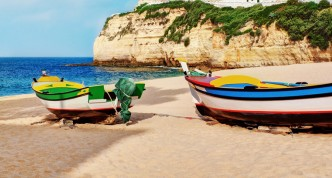 De 5 mooiste stranden van de Algarve