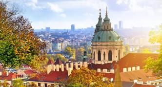 Top 5 bezienswaardigheden van Praag