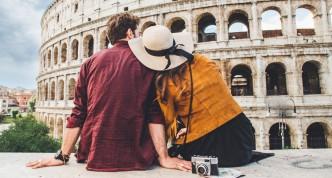 Romantische vakanties in Europa