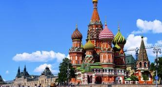 Doen tijdens een stedentrip Moskou