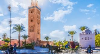 Maak kennis met Marrakech