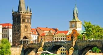 Restaurants in Praag