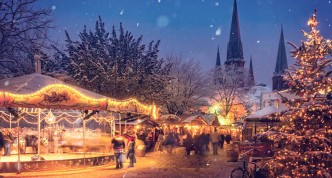 6x Kerstmarkt Keulen
