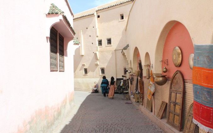 Marrakech - Straatbeeld.jpg