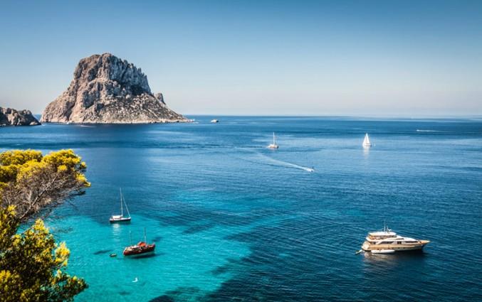 Ibiza - Baai