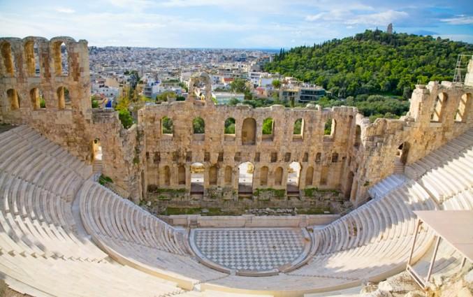 Stedentrip Athene - Herodes Atticus