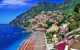 Amalfi - Amalfikust