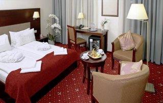 Tweepersoonskamer van Hotel Rixwell Old Riga Palace in Riga