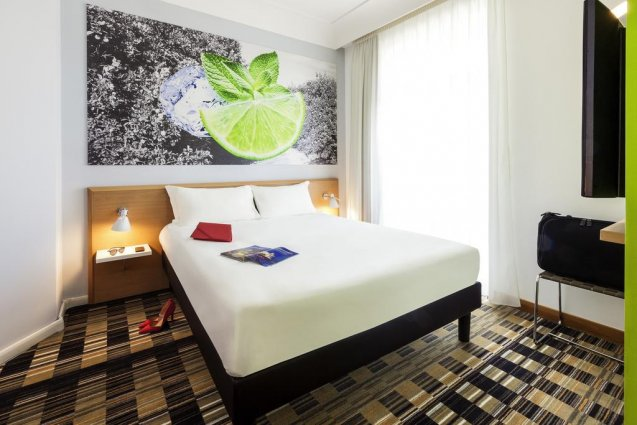 Hotel Ibis Styles Napoli Garibaldi 1