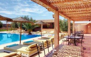 Zwembad van Riad La Maison Des Oliviers Marrakech