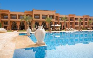 Buitenzwembad van Zalagh Kasbah Hotel & Spa in Marrakech