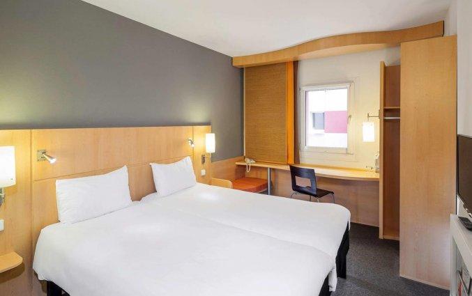 Tweepersoonskamer van Hotel Ibis Praha Old Town in Praag