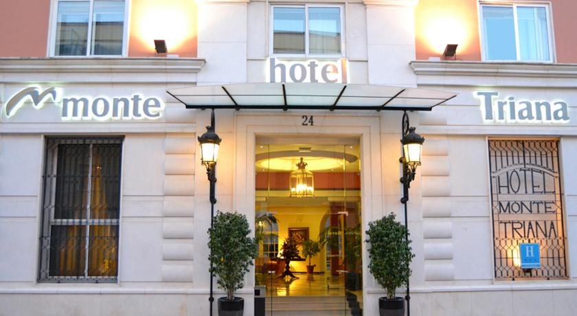 Hotel Monte Triana 1