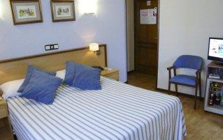 Tweepersoonskamer van Hotel Best Western Los Condes in Londen