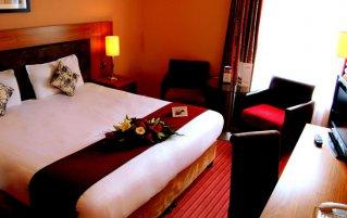 Tweepersoonskamer van Maldron Hotel Parnell Square in Dublin