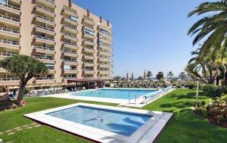Zwembad van Appartementen PYR Fuengirola Costa del Sol