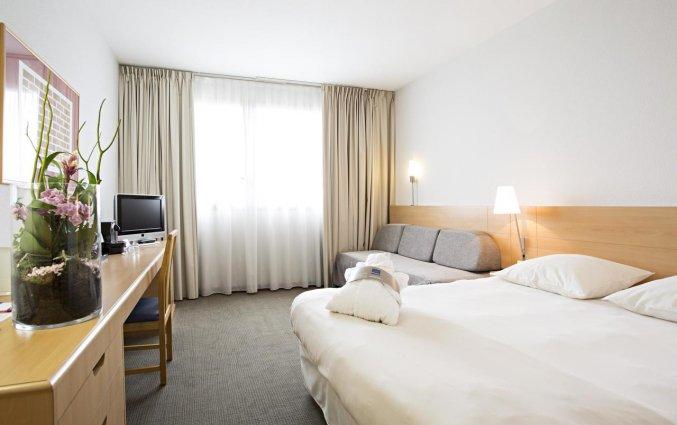 kamer in Hotel Novotel Torino Corso Giulio Cesare