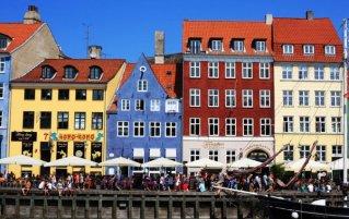 Kopenhagen - Huisjes