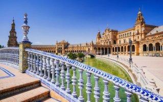 Sevilla - Het Plaza Espana