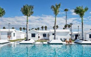 Buitenzwembad van Hotel Club Maspalomas Suites & SPA - Adults Only op Gran Canaria