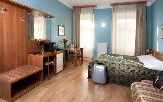 tweepersoonskamer van Hotel Residence Select Praag