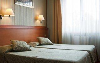 Kamer van Eco-Hotel La Residenza in Milaan
