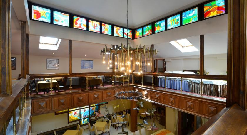 Openbare ruimte van Hotel Kazimierz in Krakau