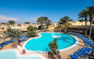 Buitenzwembad van Hotel Royal Suite op Fuerteventura