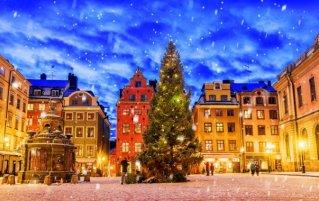 Stockholm - Kerst