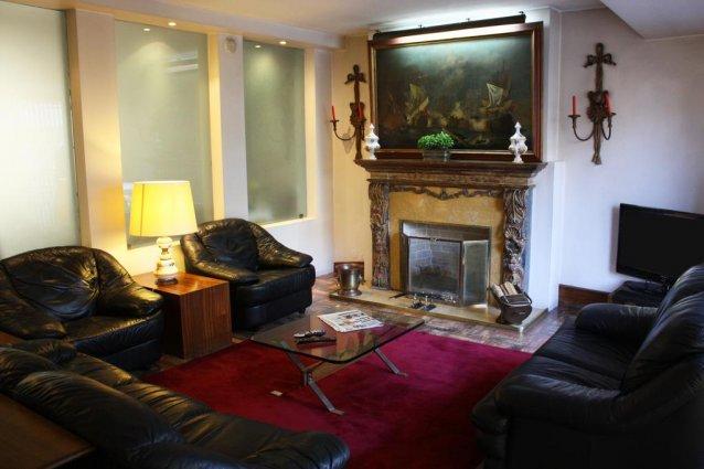 Lounge van Hotel Vice Rei Porto