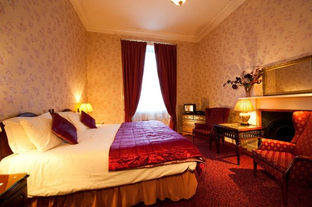 Standaardkamer van The Ben Doran Guest House in Edinburgh