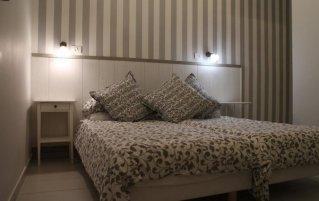 Tweepersoonskamer van B&B Dei Decumani in Napels