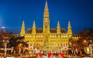 Wenen - Kerstmarkt