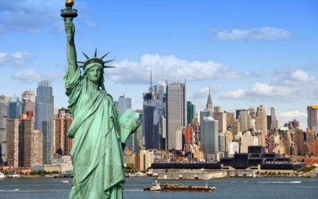 New York - Vrijheidsbeeld