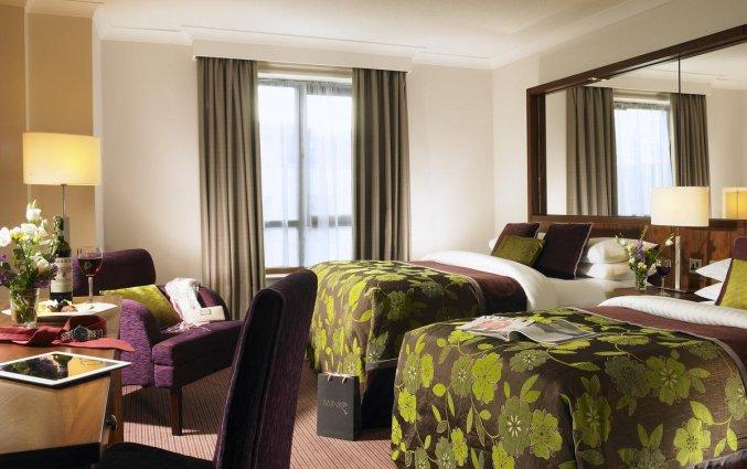 Tweepersoonskamer van Hotel Camden Court in Dublin