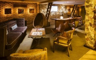 Bar van Hotel Temple Bar Inn in Dublin