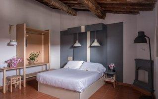 Tweepersoonskamer van Hotel Florence Dome in Florence