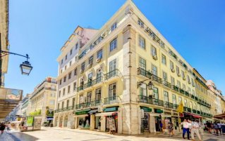 Hotel LX Rossio in Lissabon