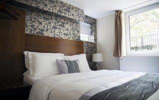 Tweepersoonskamer van Hotel New London Carlton in Londen