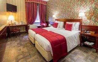 Kamer van Hotel Best Western Antares Concorde in Milaan