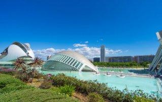 Valencia - Stad van kunst en wetenschap