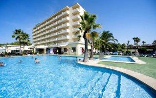 zwembad van hotel Grupotel Amapola op Mallorca