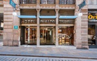 Hotel Rialto in Barcelona
