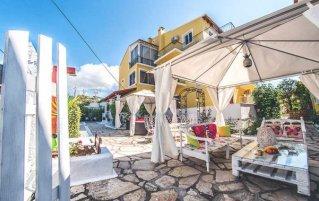 Terras van VA Boutique Apartments and Suites Corfu