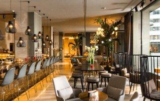 Bar van hotel Best Western Premier Slon in Ljubljana