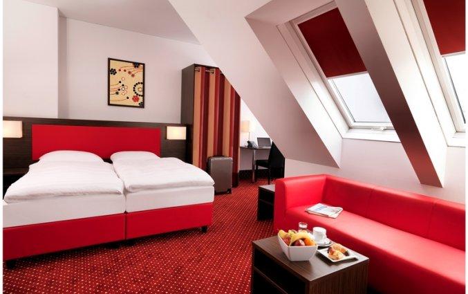 Standaard kamer van hotel Best Western Plus Amedia Wien in Wenen