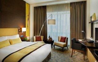 Tweepersoonskamer van Hotel Asiana in Dubai