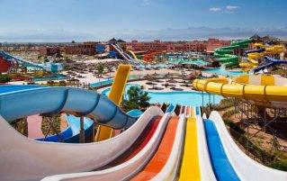 Aquapark van Hotel Labranda Aqua Fun in Marrakech