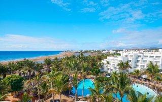 Hotel Hipotels La Geria Lanzarote in vogelvlucht